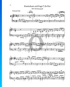 Prelude E-flat Major, BWV 876