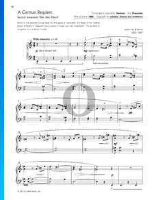 A German Requiem, Op. 45: 2. Denn alles Fleisch, es ist wie Gras