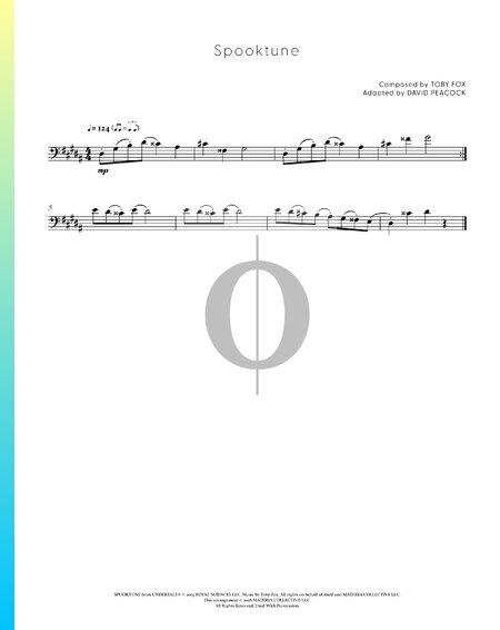 Spooktune Sheet Music