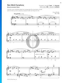 Sinfonía n.º 9 (Del Nuevo Mundo), Op. 95: 2. Largo