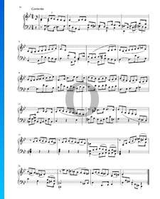 Partita en Sol mineur, BWV 1004: 2. Corrente