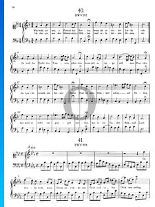 Choral: Wie wohl ist mir, o Freund der Seelen, BWV 517