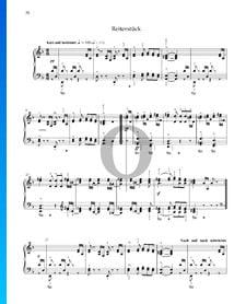 El jinete, Op. 68 n.º 23