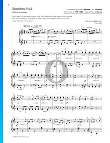 Sinfonía n.º 1 en do mayor, Op. 21: 4. Allegro molto e vivace