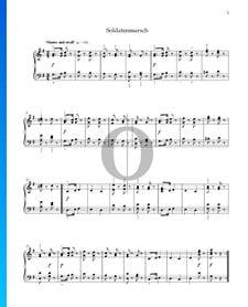 La Marche des Soldats, Op. 68 No. 2