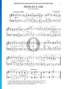 Capriol Suite: 5. Pieds-En-L'air
