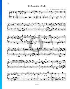 Sonatina D Minor, HWV 581