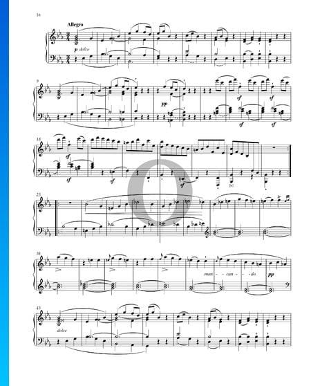 Grande Sonata, Op. 7: 3. Allegro Sheet Music