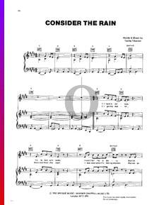 Consider The Rain