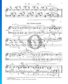 Scènes d'enfants, Op. 15 No. 13: Le Poète Parle