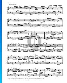 Partita 2, BWV 826: 4. Sarabande