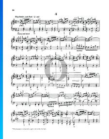 Fünf Walzer, Op. 3 Nr. 4