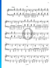 Sonate es-Moll: 3. Presto