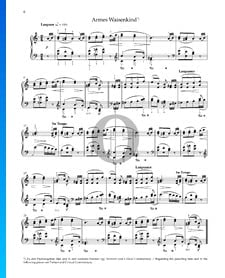 El pobre huérfano, Op. 68 n.º 6