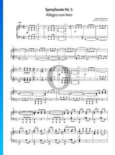 Sinfonía n.º 5 en do menor, Op. 67: 1. Allegro con brio