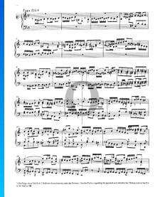Fuge 20 a-Moll, BWV 865