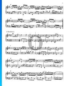 Partita 2, BWV 826: 5. Rondeaux
