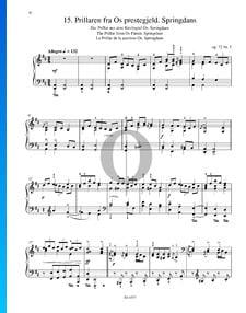 Prillaren Fra Os Prestegjeld, Op. 72 No. 5