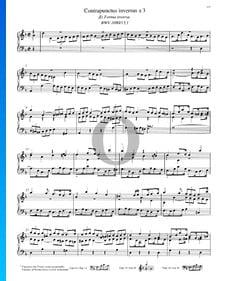 Contrapunctus 13, BWV 1080/13, 1