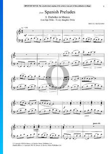 Spanish Preludes: 8. Diabolus in Musica