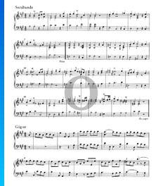 Suite A Major, HWV 454: 3. Sarabande