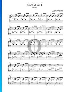 Prelude 1 C Major, BWV 846