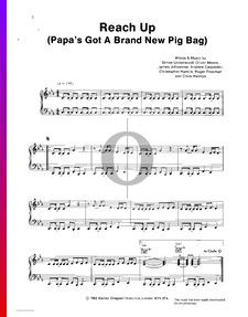 Reach Up (Papa's Got A New Pigbag)