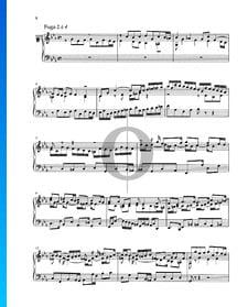 Fuga c-Moll, BWV 871
