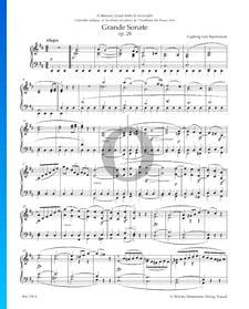 Grande Sonate en Ré Majeur («Pastorale»), Op. 28: 1. Allegro
