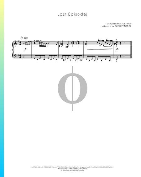 Last Episode! Sheet Music