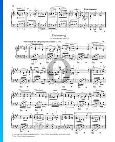 Remembrance, Op. 68 No. 28