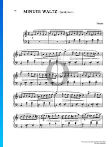 Valse, Op. 64 No. 1 (Minute Waltz)