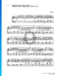Valse, Op. 64 No. 1 (Valse Minute)