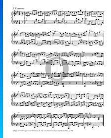 Partita 1, BWV 825: 3. Corrente