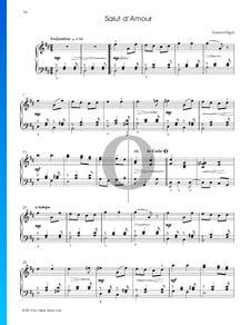 Liebesgruß (Salut d'Amour), Op. 12