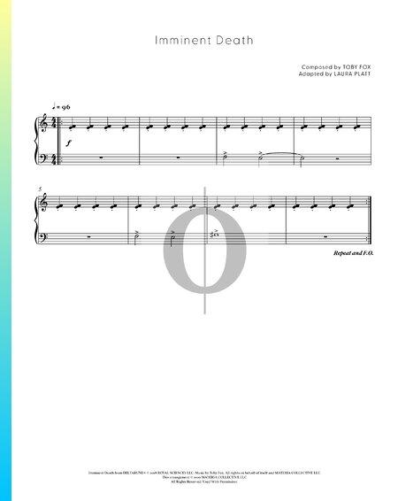 Imminent Death Sheet Music