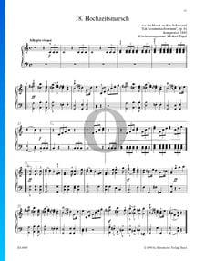 Hochzeitsmarsch, Op. 61