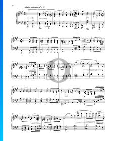Sonate B-Dur, Op. 106 Nr. 29 (Hammerklavier): 3. Adagio sostenuto
