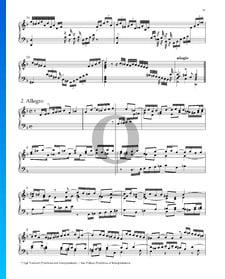 Suite No. 3 en Ré mineur, HWV 428: 2. Allegro