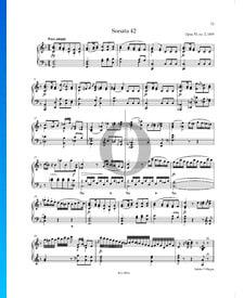 Sonate F-Dur Nr. 2, Op. 53 P. XII: 42: 1. Poco adagio