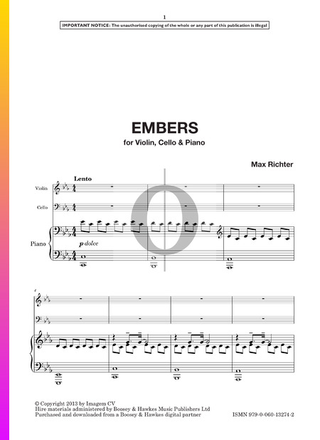 Embers Partition