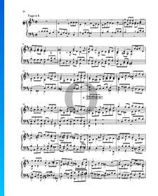 Fugue D Major, BWV 874