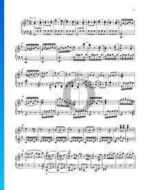 Klaviersonate Nr. 5 G-Dur, KV 283 (189h): 3. Presto