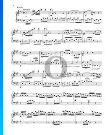Sonate en La Majeur, Op. 2 No. 2: 4. Rondo