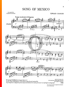 Song Of Mexico