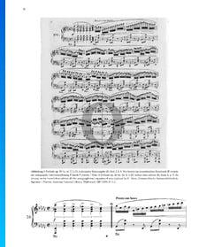 Prélude h-Moll, Op. 28 Nr. 16