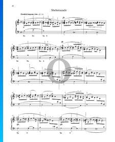 Sheherazade, Op. 68 n.º 32