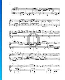 Piano Sonata No. 1 C Major, KV 279 (189d): 3. Allegro