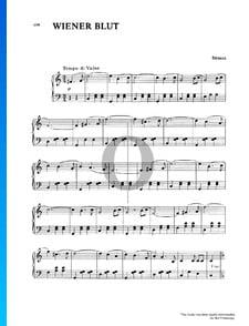 Vienna Blood (Sang viennois), Op. 354
