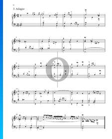 Suite n.º 2 en fa mayor, HWV 427: 3. Adagio
